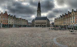 Arras Marktplatzt