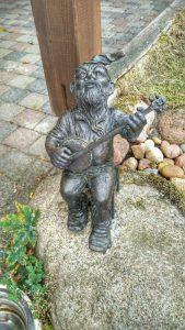 """""""Piet"""" der Banjozwerg"""