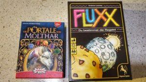 Die Portale von Molthar und Fluxx