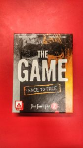 The Game (Face to Face), Kartenspiel für 2 Personen