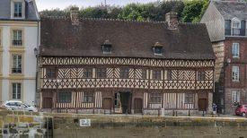 Fachwerkhaus Maison Henri IV