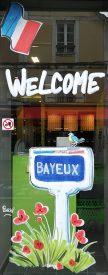 welcome bayeux